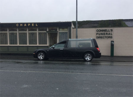 Davy Connell Funeral Directors Funeral Home in Longford